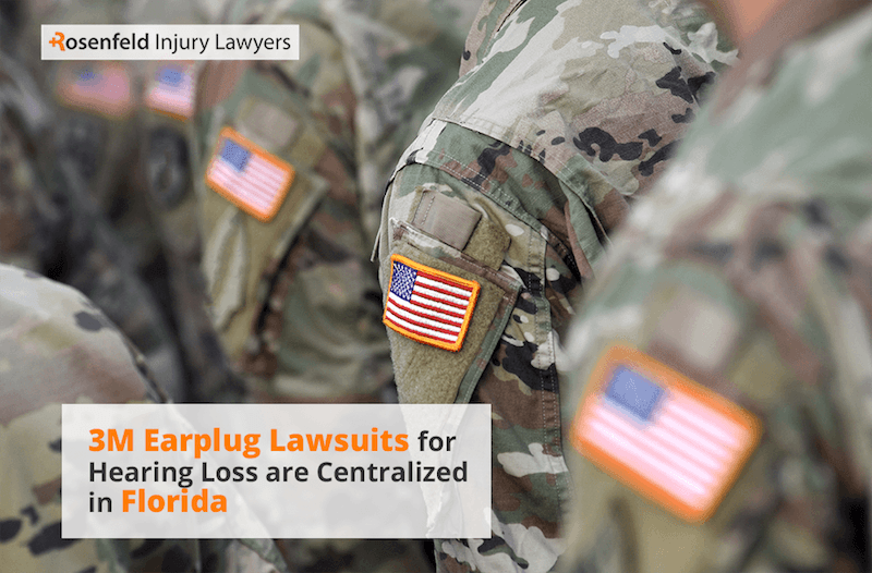 combat arms hearing loss lawsuit