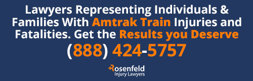 Amtrak Train Accident Law Firm