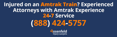 Amtrak Train Accident Lawyers