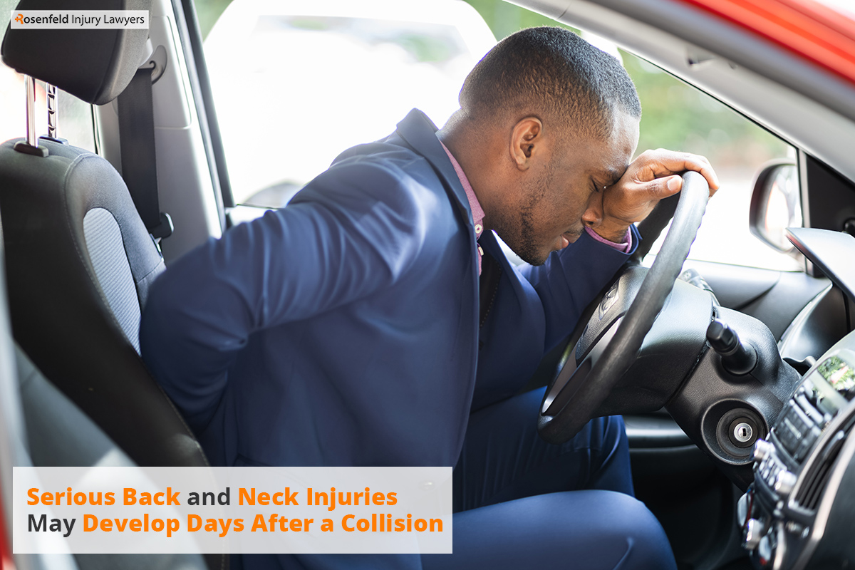 Car Accident Back Neck Injury Lawyer