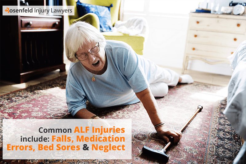 Chicago assisted living accident attorney