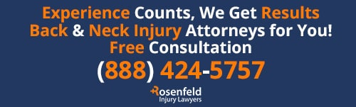 Chicago Back and Neck Injury Attorneys