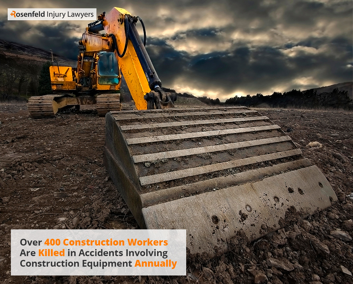 Chicago Construction Equipment Accident Law firm