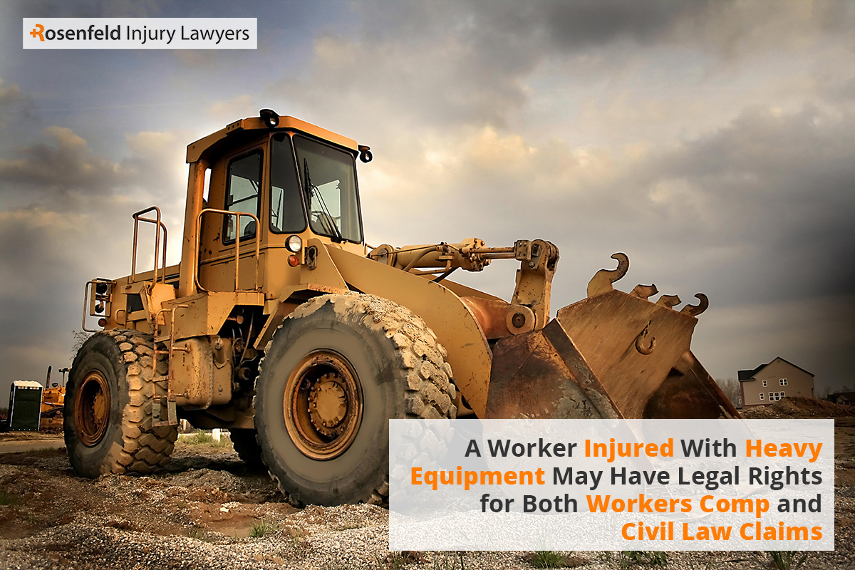 Chicago Construction Equipment Accident Lawyer