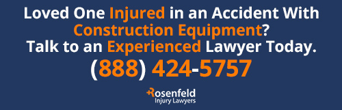 Chicago Construction Equipment Accident Lawyers