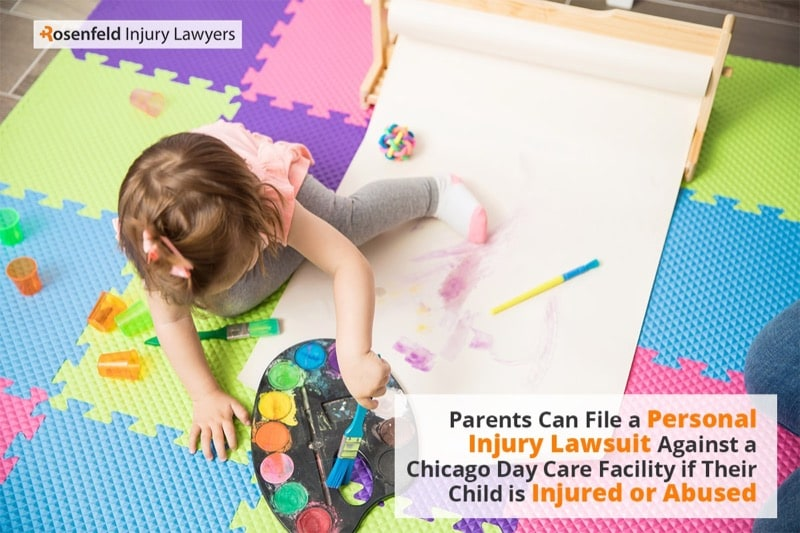 Chicago Day Care Injury Law Firm