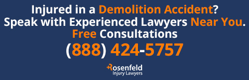 Chicago Demolition Accident Lawyers