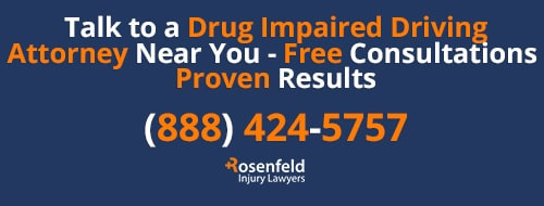 Chicago Drugged Driving Accident Injury Attorney