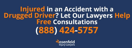 Chicago Drugged Driving Accident Injury Lawyer