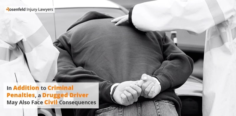 Chicago Drugged Driving Accident Lawyers