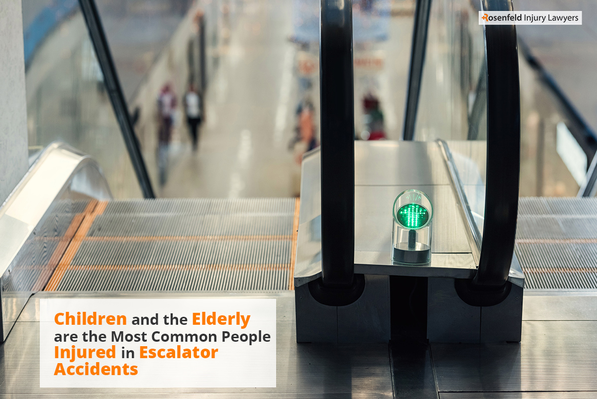 Chicago Escalator Accident Law Firm