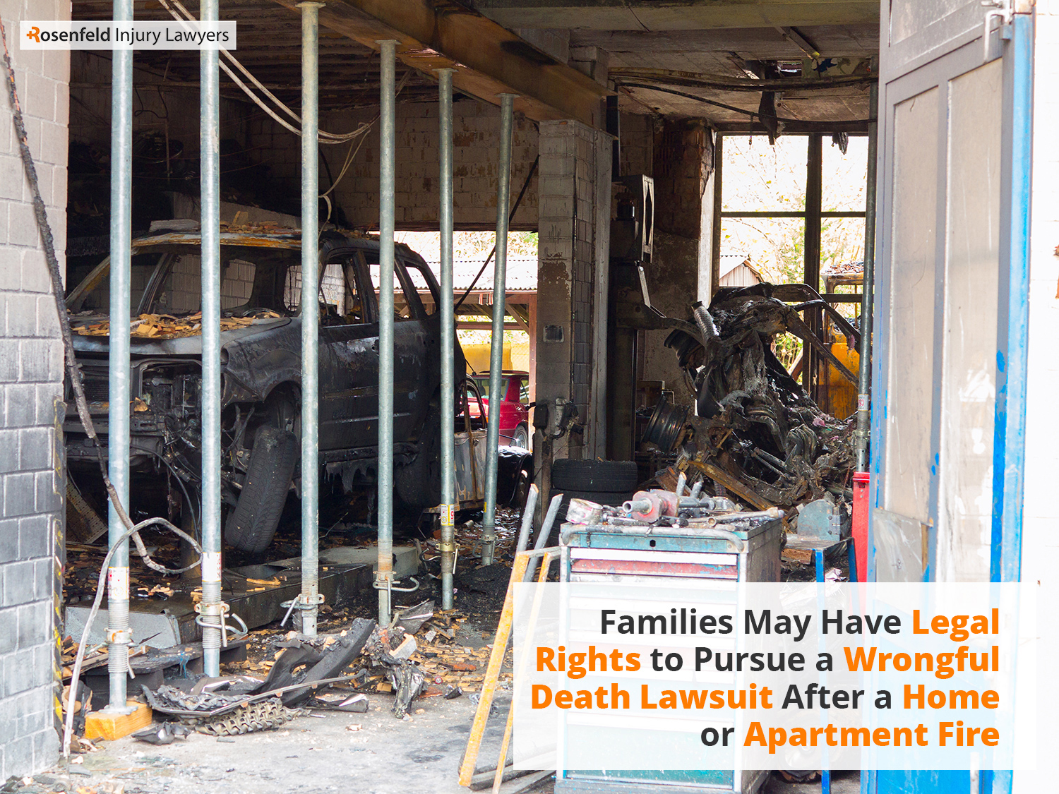 Chicago Fire and Explosion attorney