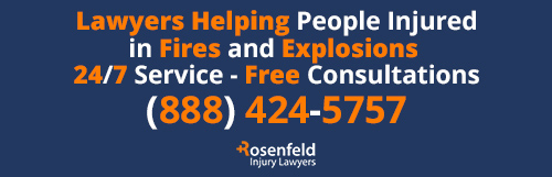 Chicago Fire and Explosion lawyers