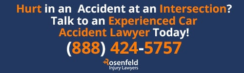 Chicago Intersection Car Accident Attorneys