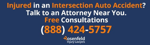 Chicago Intersection Car Accident Lawyers