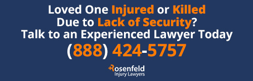 Chicago Negligent Security Lawyers
