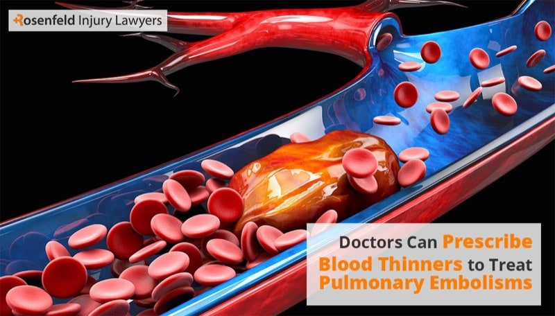 Chicago pulmonary embolism attorney