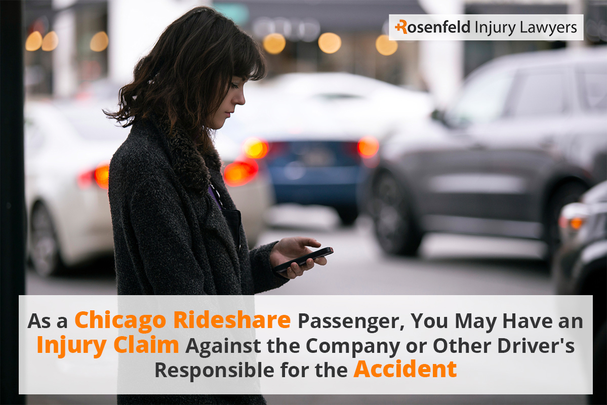 Chicago Rideshare Accident Lawyer