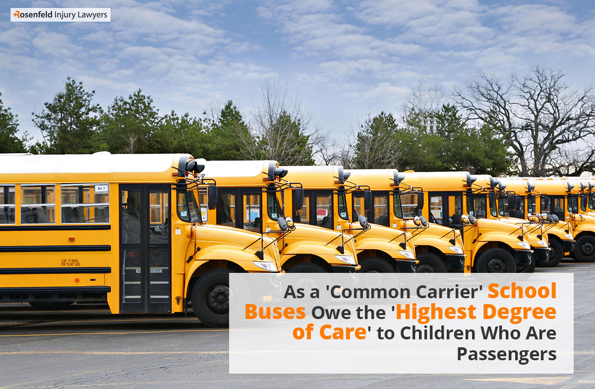 Chicago School Bus Accident Law Firm