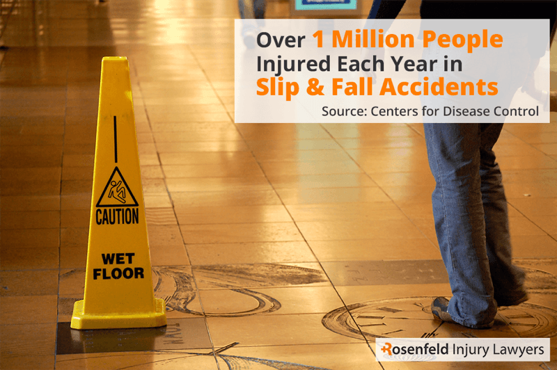 Chicago Slip and Fall Injury Lawyer
