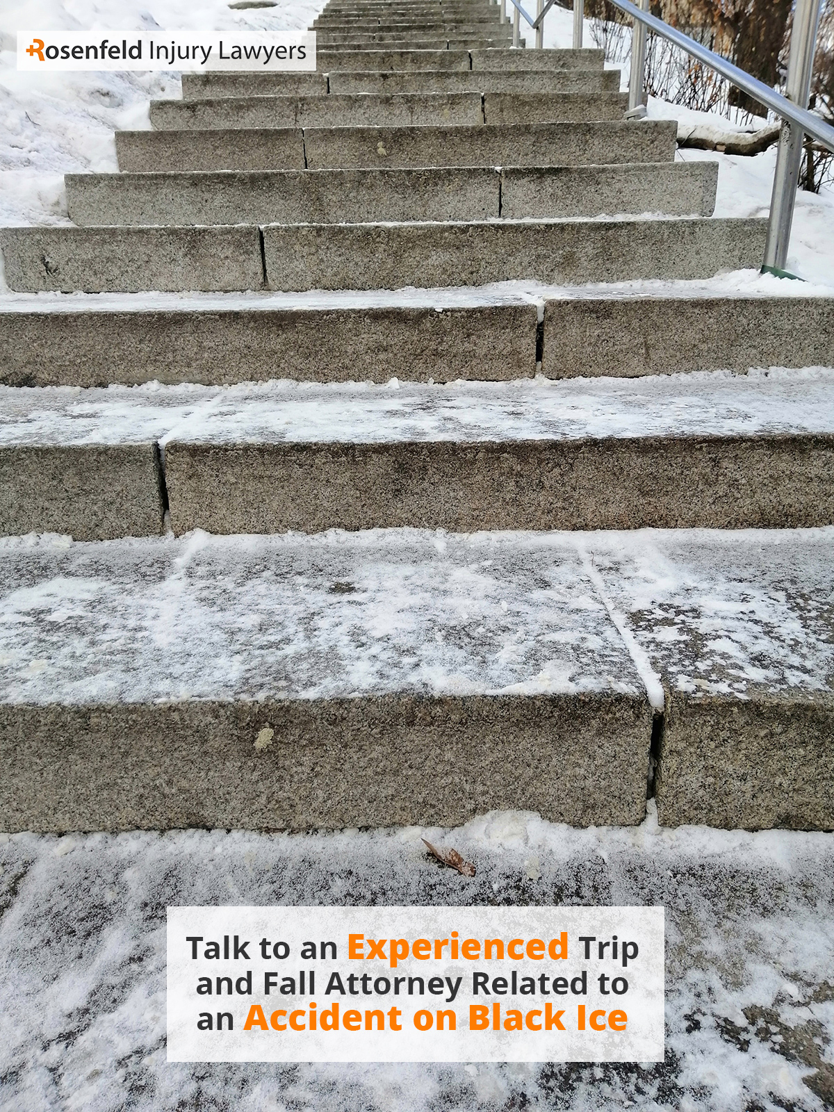 Chicago Snow Ice Slip Fall Law firm