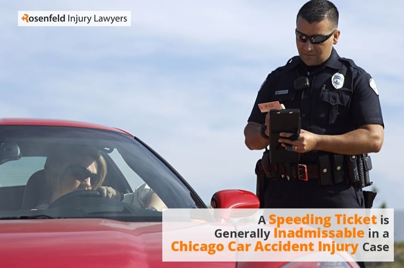 Chicago Speeding Car Accident Lawyers