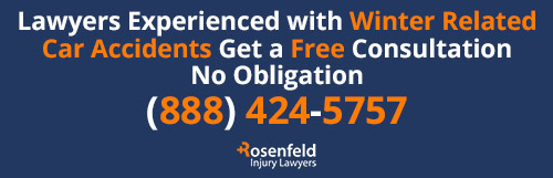 Chicago Winter Weather Car Accident Attorneys