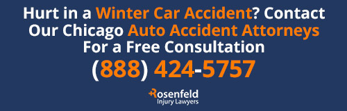 Chicago Winter Weather Car Accident Lawyers