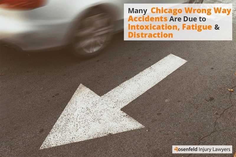 Chicago wrong way car accident attorney