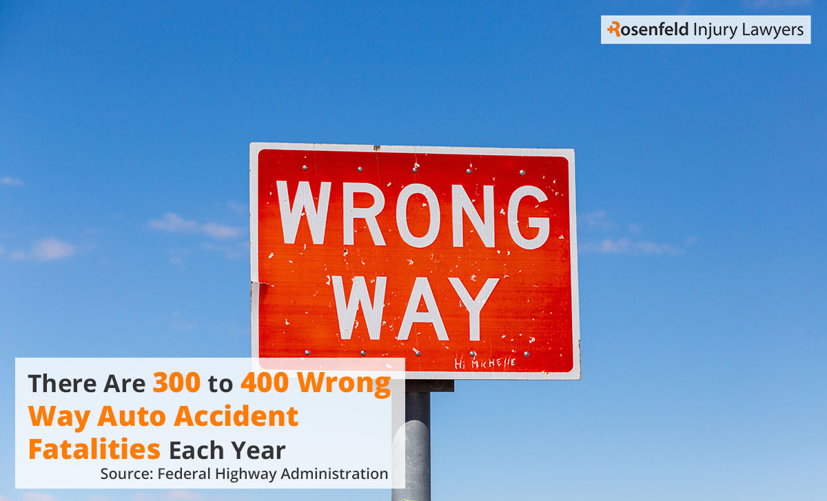 Chicago wrong way car accident lawyer