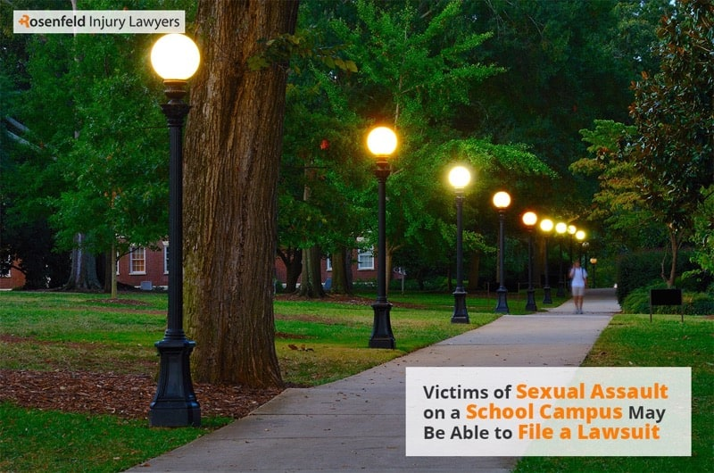 College Campus Sex Abuse Lawyer