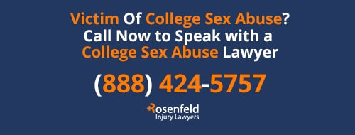 College Sex Abuse Lawyer