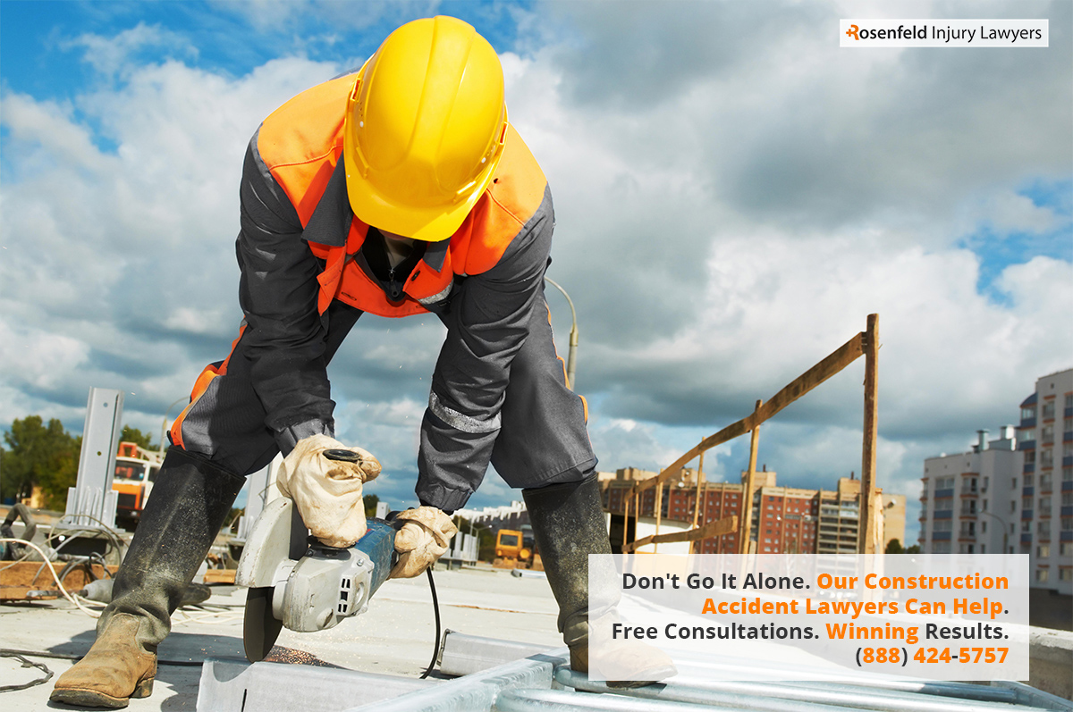 Construction Accident Settlement Attorney