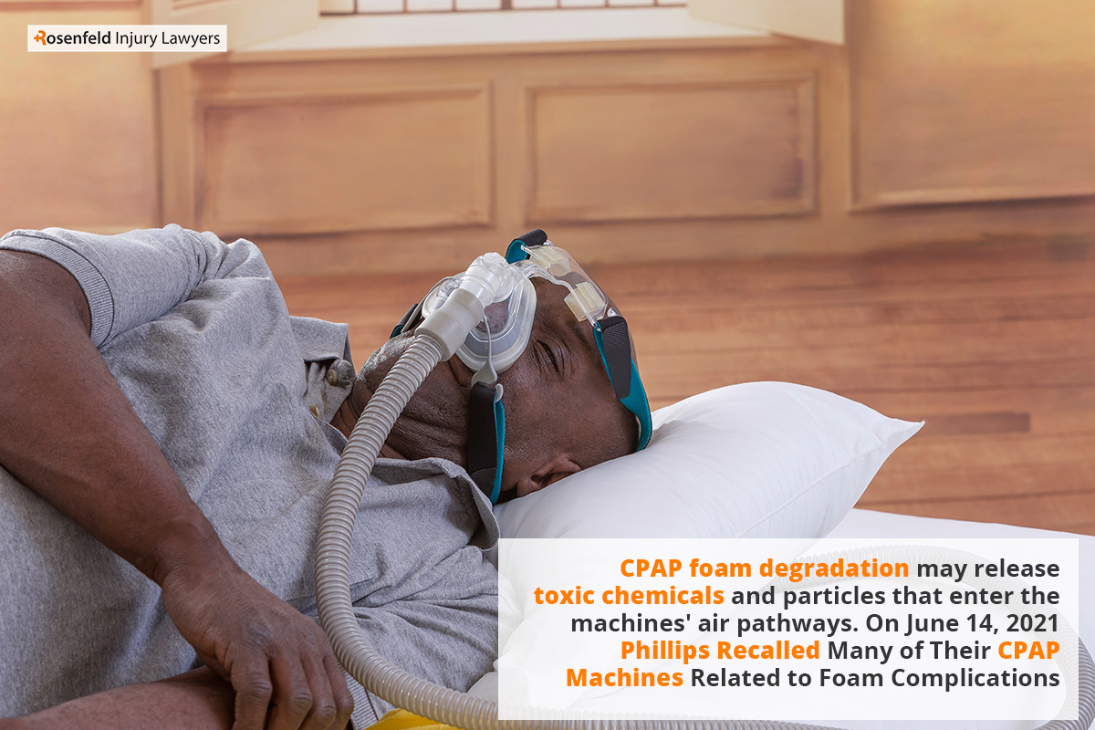 CPAP Lawsuit attorney
