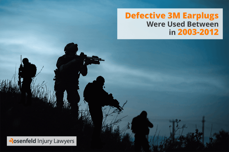 defective military ear plugs lawyer