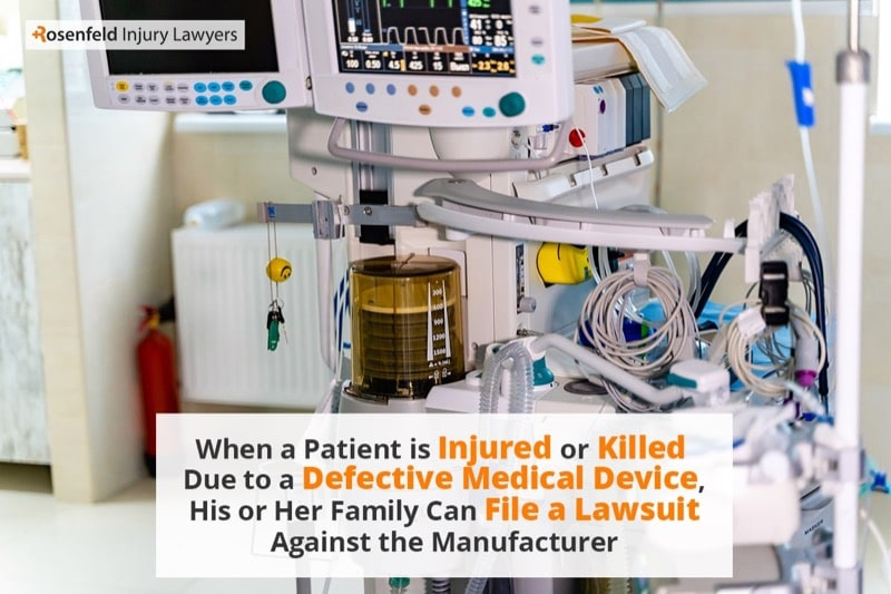 Defective Medical Device Law Firm
