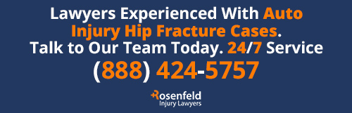 Chicago Hip Fracture Car Accident Settlement attorney