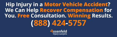 Chicago Hip Fracture Car Accident Settlement lawyer