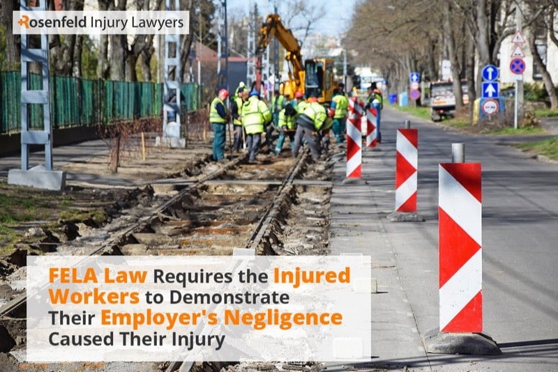 Illinois FELA Injured Railroad worker lawyer