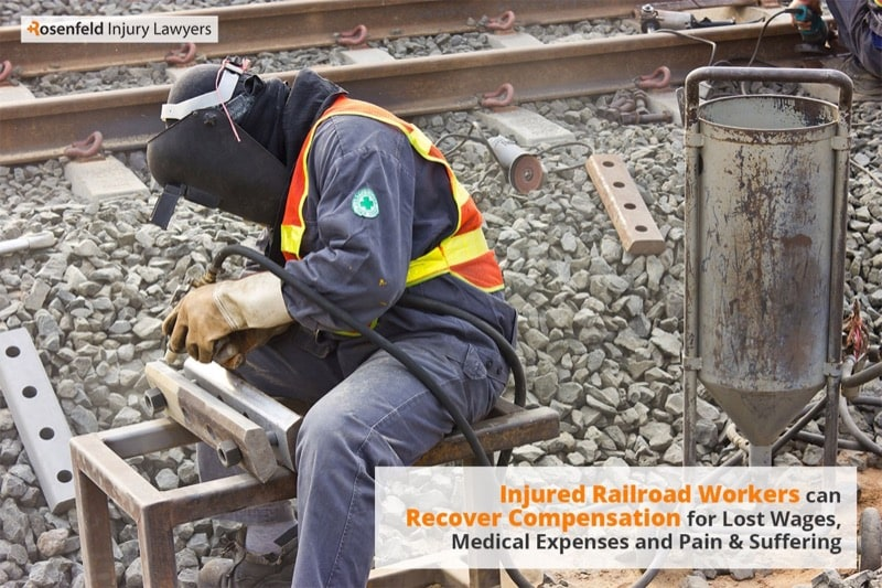 Illinois Injured Railroad worker lawyer