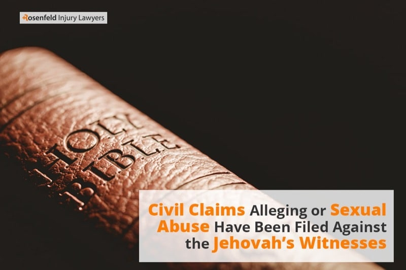 Jehovahs Witness Sexual Abuse Attorney