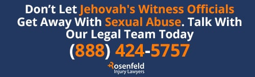 Jehovahs Witness Sexual Abuse Attorneys