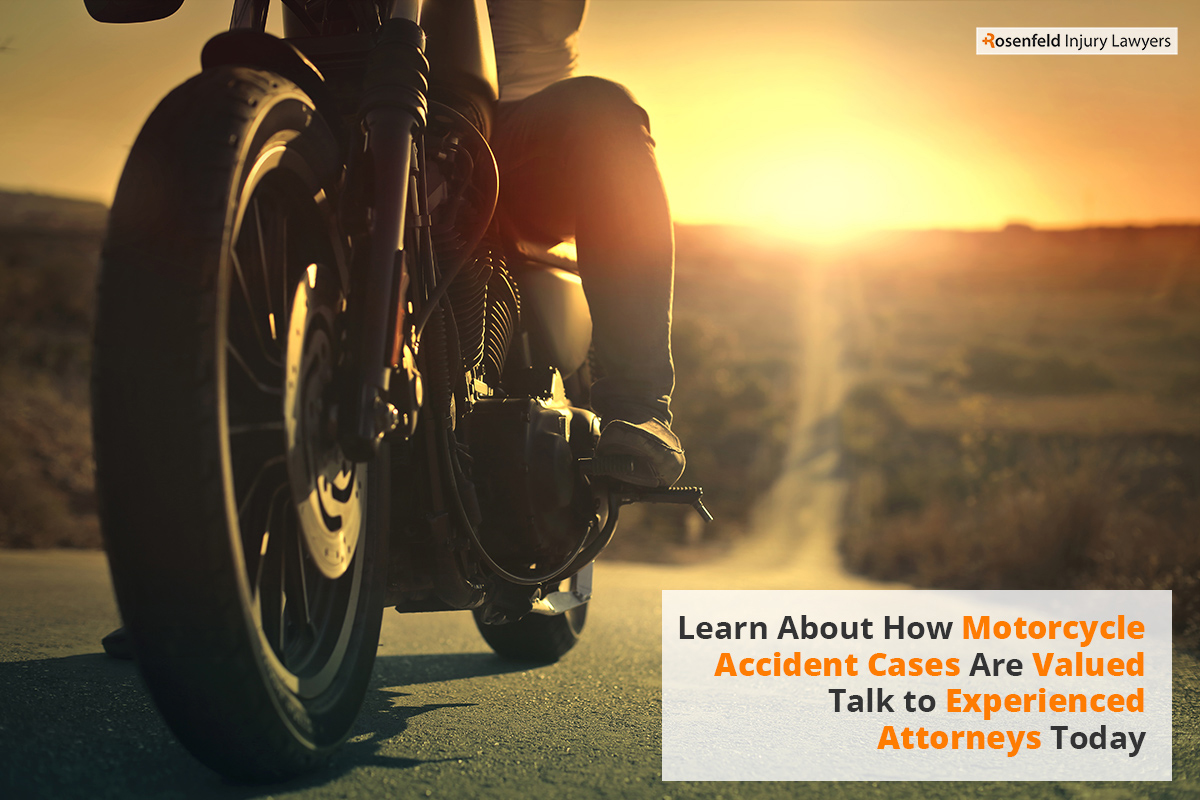 Chicago Motorcycle Accidents Case Value
