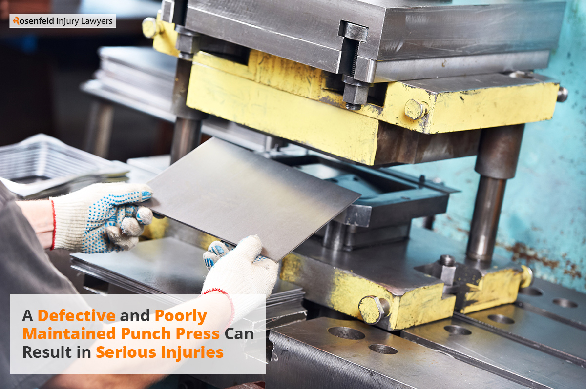 Chicago Punch Press Accident lawyer