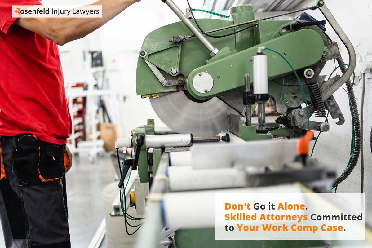 Settlement for Workers Compensation