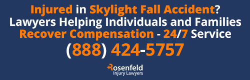 Chicago Skylight Fall Accident lawyers