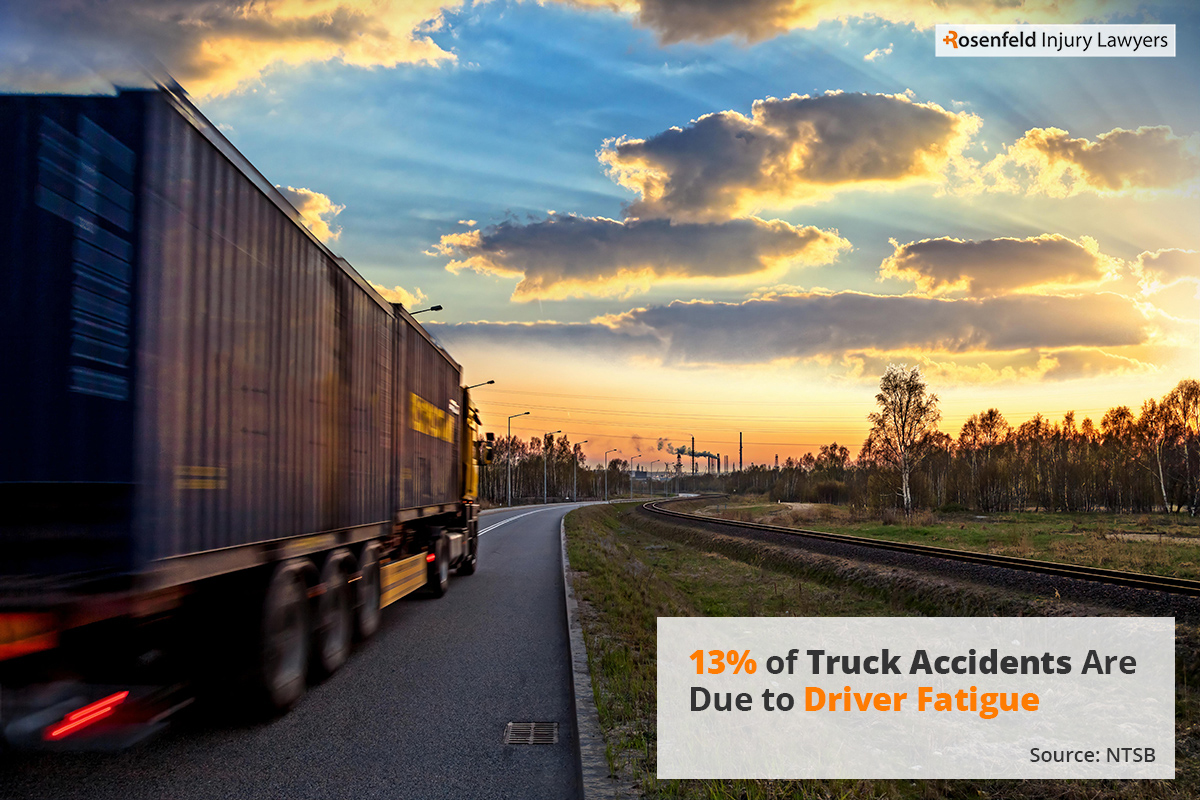 Statistics of Chicago Truck Accidents