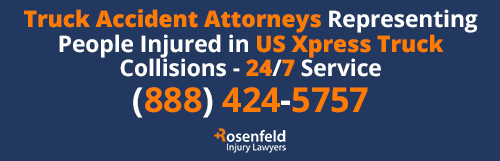 UX Xpress Truck Accident law firm