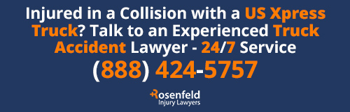 UX Xpress Truck Accident lawyer