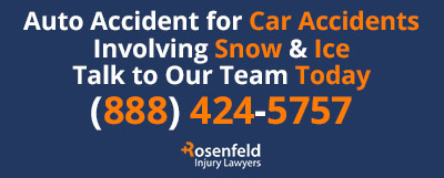 Winter Weather Car Accident Lawyer Chicago